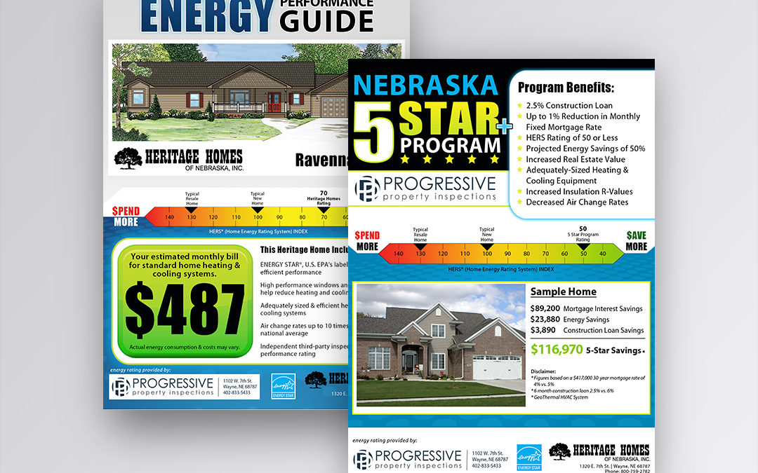 Energy Performance Flyer