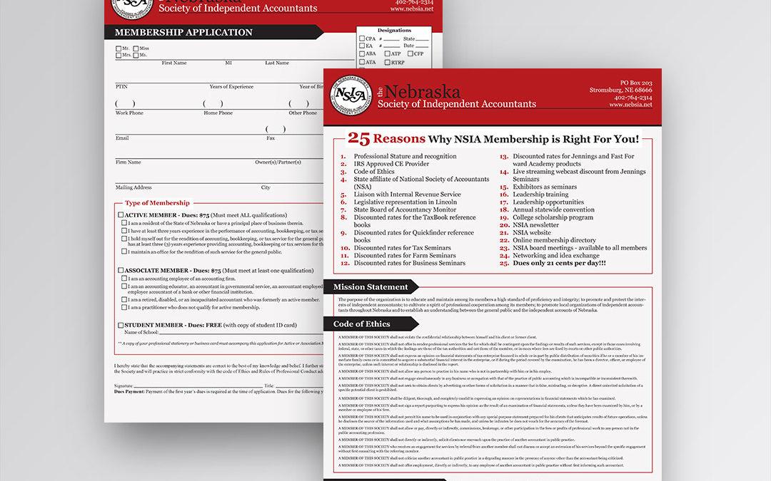 Membership Handout