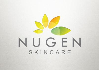 Skincare Company Logo