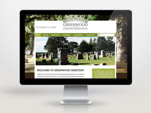 Greenwood Cemetery Website