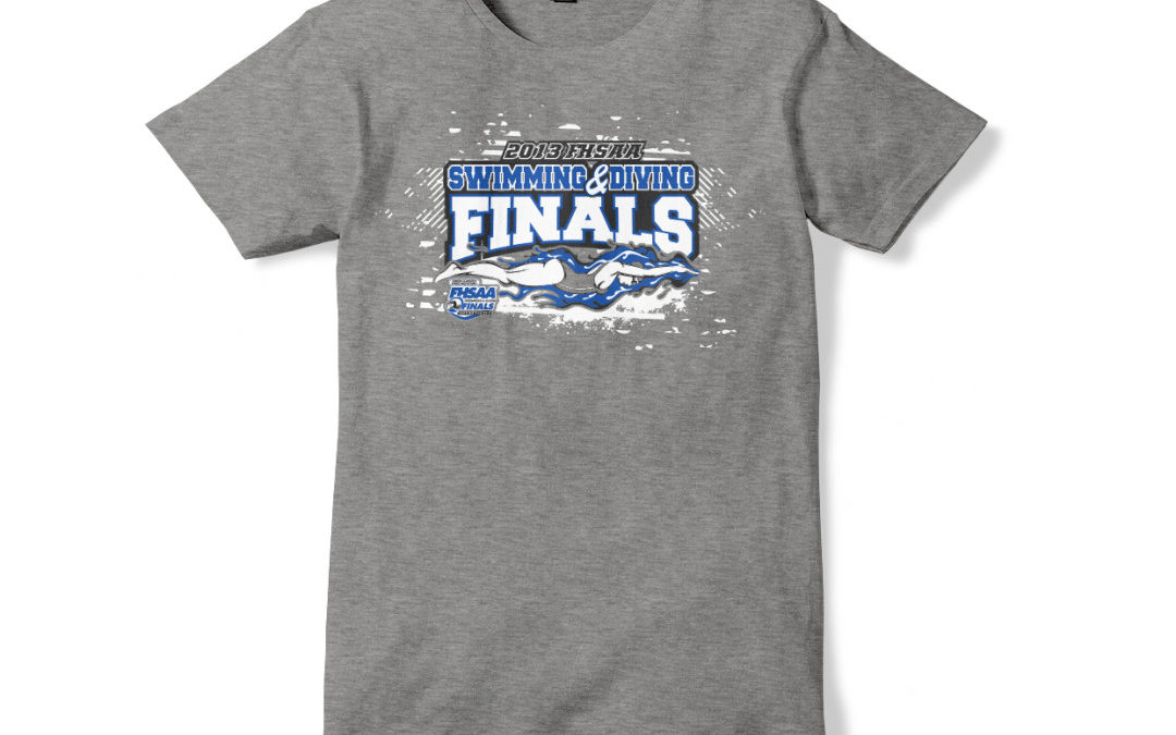 Swimming Event T-Shirt