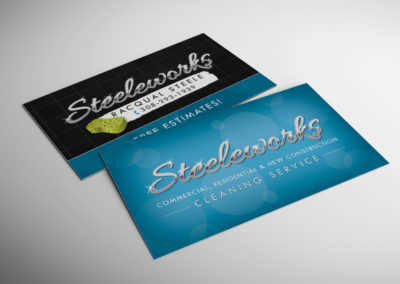 Steeleworks Business Card