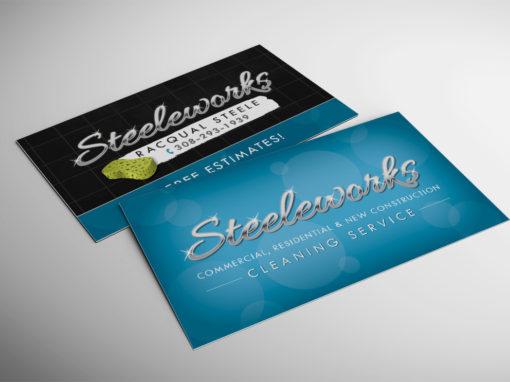 Steeleworks Business Card