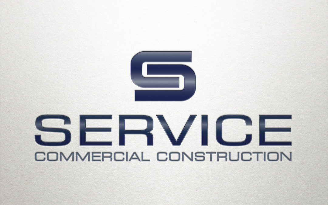 Commercial Construction Company Logo