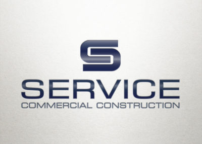 Commercial Construction Company Logo