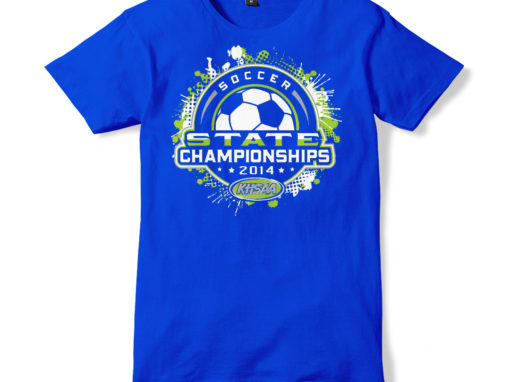 Soccer Event T-Shirt