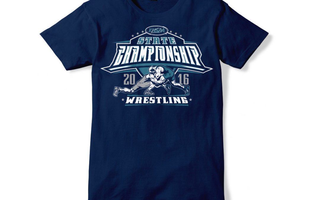 Wrestling Event Shirt